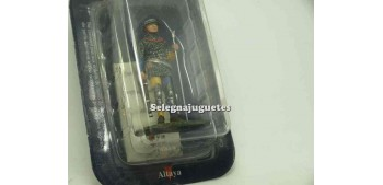 ARACABUCERO SIGLO XV SOLDADO PLOMO 54 mm Altaya Ediciones