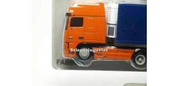 miniature truck Daf 95 XF Barilla 1/87 Italeri