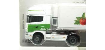 miniature truck Scania 164 Topline Frigorifico 1/87 Italeri
