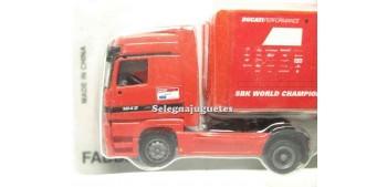 miniature truck Man TG-A XXL Racing 1/87 Italeri