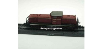 Locomotive 290 DB B'B' Deutsche Bundesbahn scale N 1:160