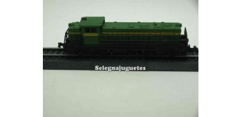 Locomotive 307 RENFE Bo-Bo scale N 1:160