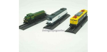 Locomotive Lots 3 RENFE Escala N 1:160