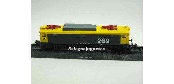 Locomotora 269 B B RENFE Escala N 1:160 + libro