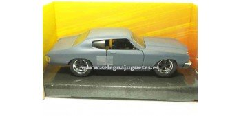 miniature car Chevy Chevelle SS Fast & Furious 1/32 Jada