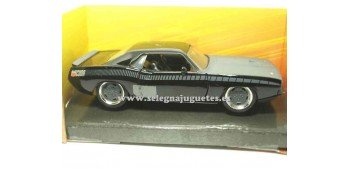 miniature car Letty´s Plymouth Barracuda Fast & Furious 1/32