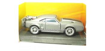 miniature car Dom´s Dodge Ice Carger Fast & Furious 1/32 Jada