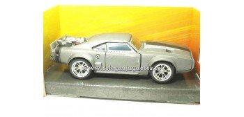 coche miniatura Dom´s Ice Carger Fast & Furious 1/32 Jada