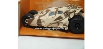 coche miniatura Ther Dark Knight Camuflaje Batmobile 1/32 Jada