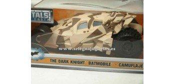 Ther Dark Knight Camuflaje Batmobile 1/32 Jada
