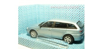 Alfa Romeo 156 light blue 1/43 - Cararama