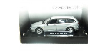miniature car Alfa Romeo 156 escala 1/43 Cararama