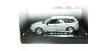 coche miniatura Alfa Romeo 156 escala 1/43 Cararama
