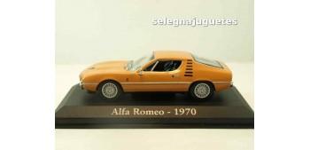 lead figure Alfa Romeo 1970 (Vitrina) escala 1/43 Ixo Rba