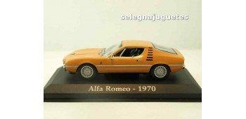 Alfa Romeo 1970 (Vitrina) escala 1/43 Ixo - Rba - Clásicos inolvidables coche metal miniatura Altaya