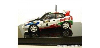 Toyota Corolla WRC 99 - D. Auriol Nº 4 escala 1/43 Auto Art coche miniatura metal Auto Art
