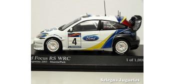coche miniatura Ford Focus RS WRC 2003 Argentina Maertin 1/43
