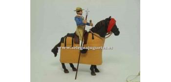 soldado plomo Picador y Revolera 1/32 Front Line Figures Torero