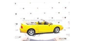 Ford Mustang GT escala 1/39 coche metal miniatura Maisto