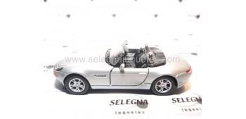 Bmw Z8 escala 1/38 coche metal miniatura