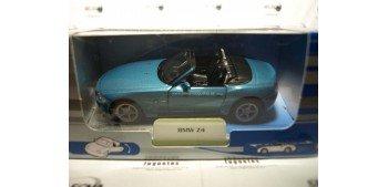 Bmw Z4 escala aproximada 1/38 Welly coche metal miniatura Welly