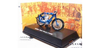 Indian Twin Racer 1908 escala 1/32 New Ray moto minaitura New Ray