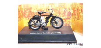miniature motorcycle Indian Camel Back Single 1906 1/32 New Ray