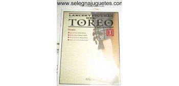 LANCES Y FIGURAS DEL TOREO - FASCICULO 03 Altaya