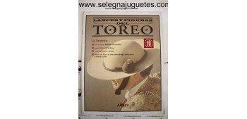 LANCES Y FIGURAS DEL TOREO - FASCICULO 10 Altaya