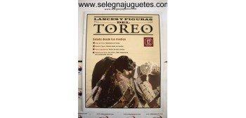 LANCES Y FIGURAS DEL TOREO FASCICULO 12 Saludo desde los medios