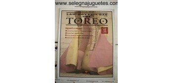 LANCES Y FIGURAS DEL TOREO FASCICULO 13 Alguacil a caballo