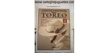 LANCES Y FIGURAS DEL TOREO FASCICULO 14 La Gaonera