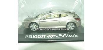 Peugeot 407 Elixir 1/43 Rba