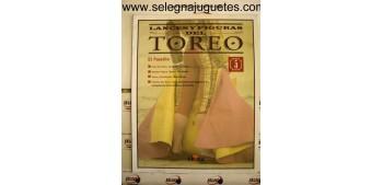 LANCES Y FIGURAS DEL TOREO FASCICULO 05 El paseillo
