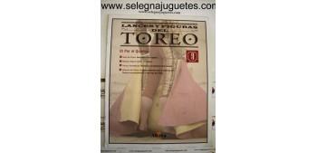 LANCES Y FIGURAS DEL TOREO FASCICULO 09 El par al quiebro