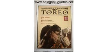 LANCES Y FIGURAS DEL TOREO - FASCICULO 20 Altaya
