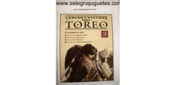 LANCES Y FIGURAS DEL TOREO FASCICULO 24 Ayudado por alto