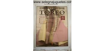 LANCES Y FIGURAS DEL TOREO FASCICULO 21 Traje goyesco