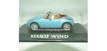 miniature car Renault Wind 1/43 Rba