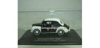 "Renault 4cv ""pie"" Police France 19561/43 Rba"