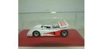 miniature car Toyota 7 1970 1:43 Ediciones del prado (red)