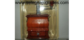 Molinillo café de Biedermeier (Miniatura) Altaya