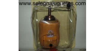 Molinillo café (miniatura) cilíndrico años cincuenta