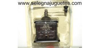 Molinillo café americano caracteres dorados miniature
