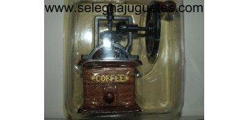 Molinillo café rueda siglo XIX