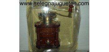 Molinillo café madera (Miniatura) Altaya