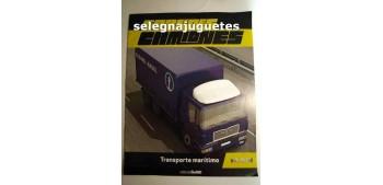 Transporte Marítimo - Fascículo 13 - Grandes Camiones Editorial Sol90