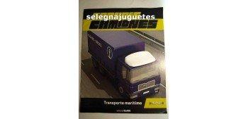 Transporte Marítimo Grandes Camiones