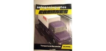 Transporte de Mercancías - Fascículo 5 - Grandes Camiones Editorial Sol90
