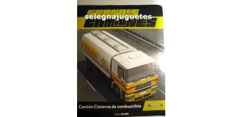 Camión Cisterna de combustible - Fascículo 9 - Grandes Camiones Editorial Sol90